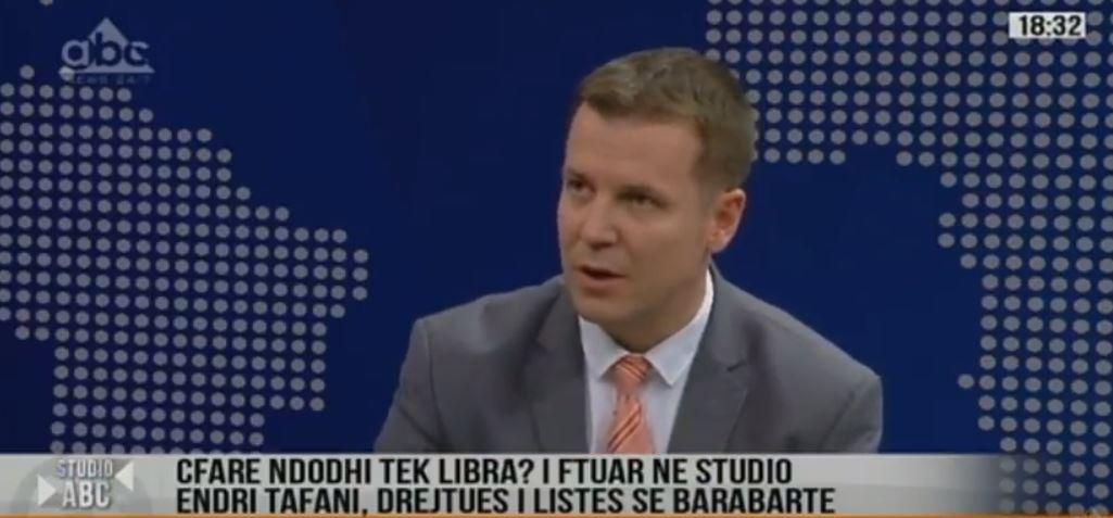 Kryetari i LIBRA: Ka pasur papërgjeshmëri nga disa anëtarë drejtues