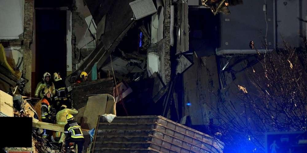 Shpërthim në një bllok ndërtesash në Anverse, 2 viktima