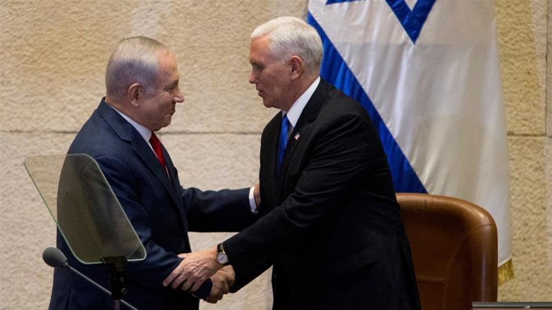 SHBA me Izraelin, BE me Palestinën