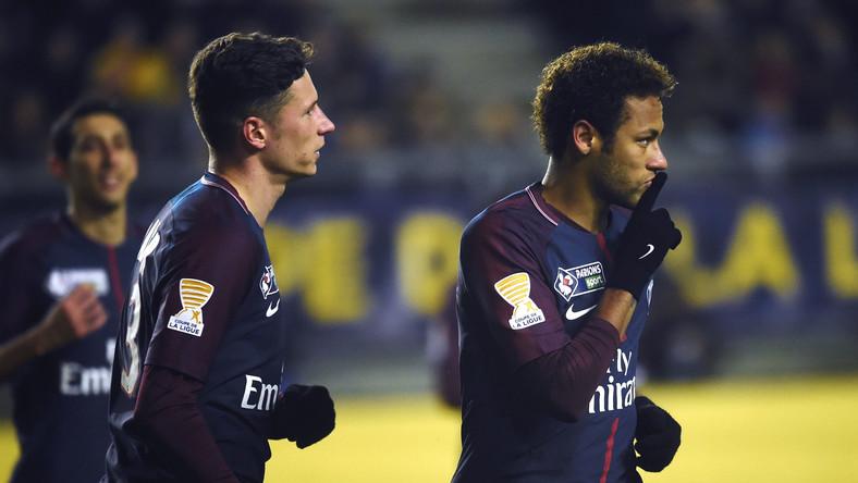 Paris SG në gjysmëfinalen e kupës së Ligës në Francë