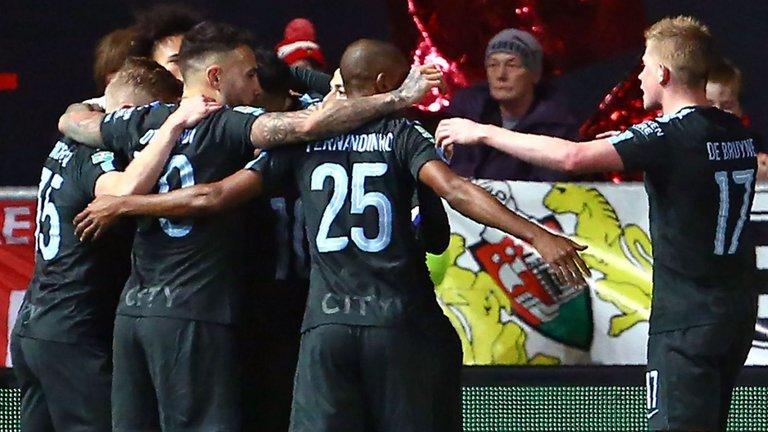 Mançester Siti në finalen e Kupës së Ligës