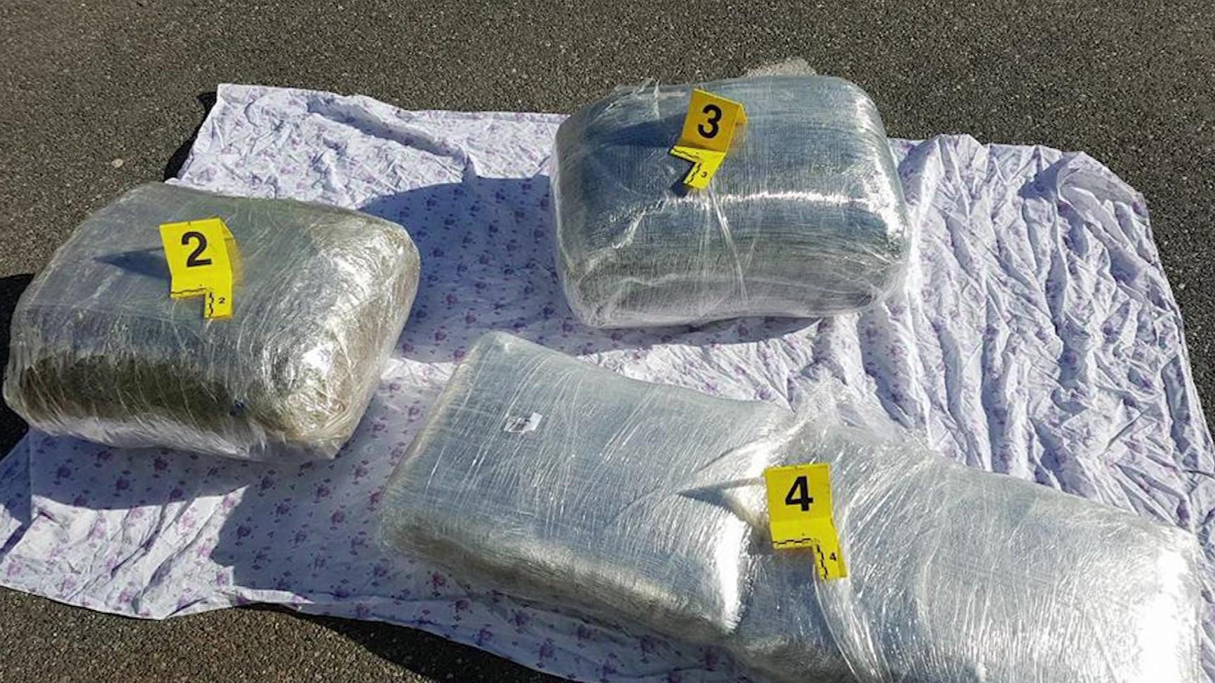 Elbasan, sekuestrohet rreth 29 kg lëndë e dyshuar cannabis sativa