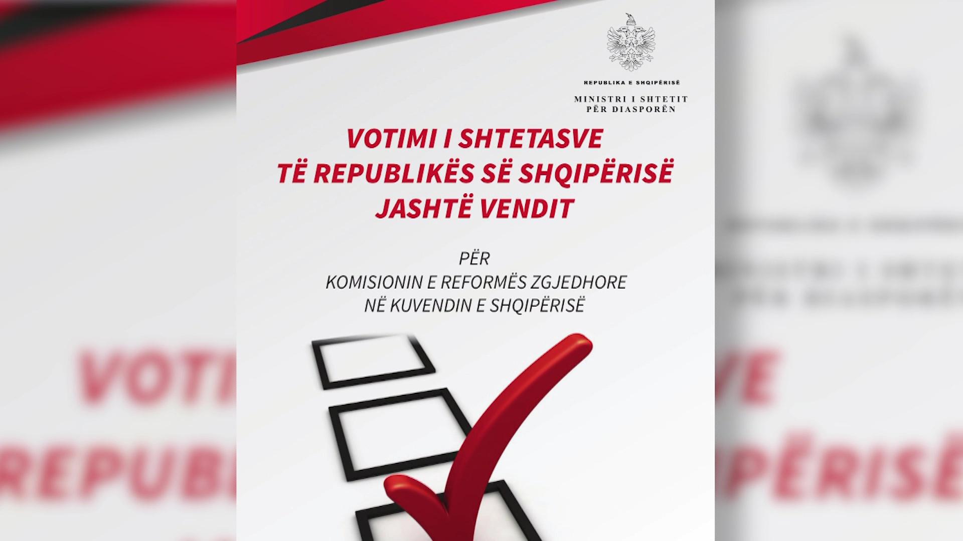 Propozimet e Ministrisë së Diasporës për votën e emigrantëve, ekspertët kundër