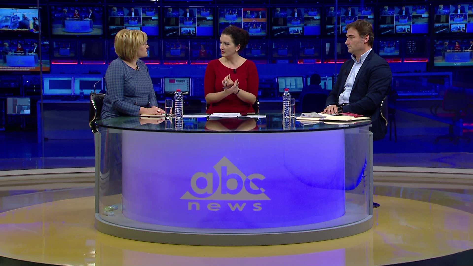 Mbrëmje në ABC, Vasilika Hysi dhe Enkelejd Alibeaj