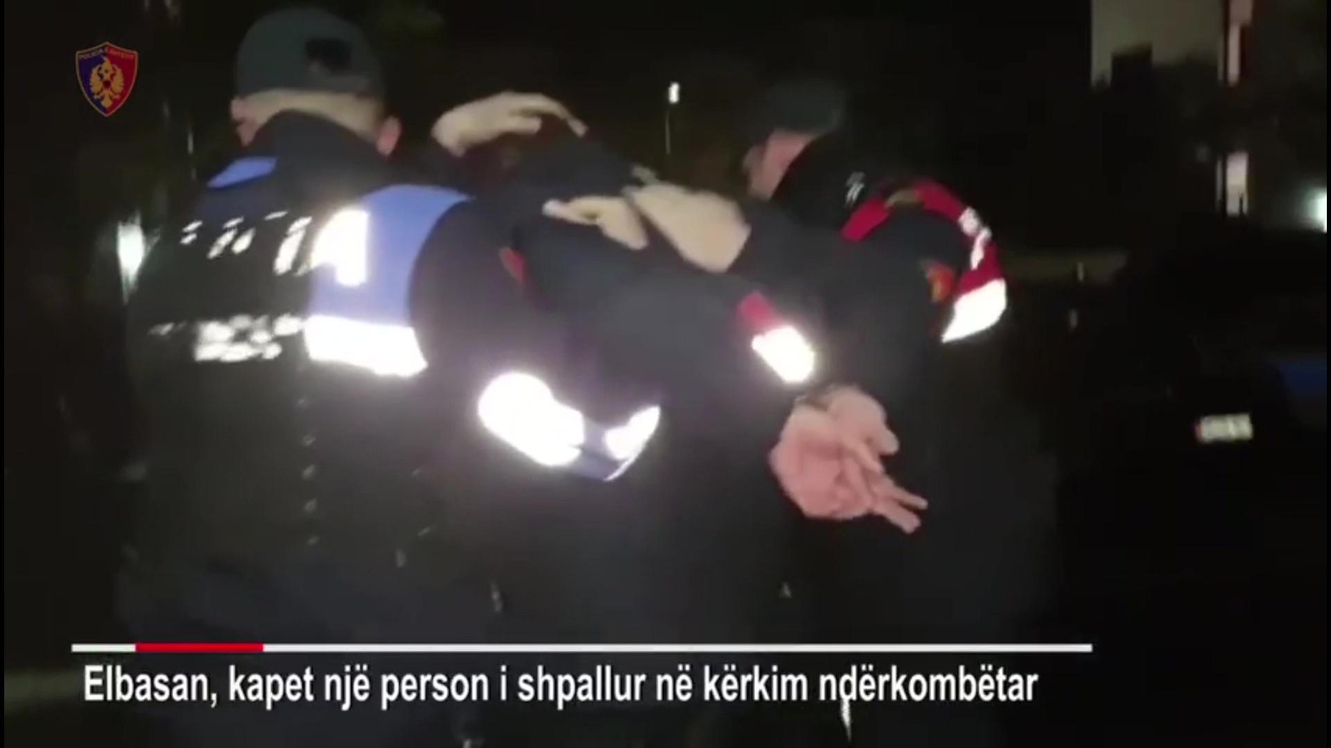 Elbasan, kapet në i shumëkërkuari me 3 emra, i dënuar për prostitucion