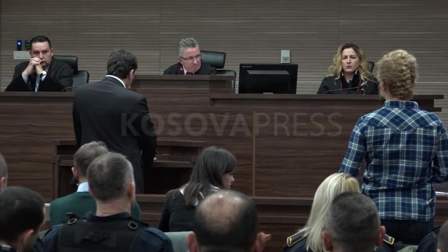 Haxhiu: Nuk dënohen kriminelët por deputetët që mbrojtën republikën