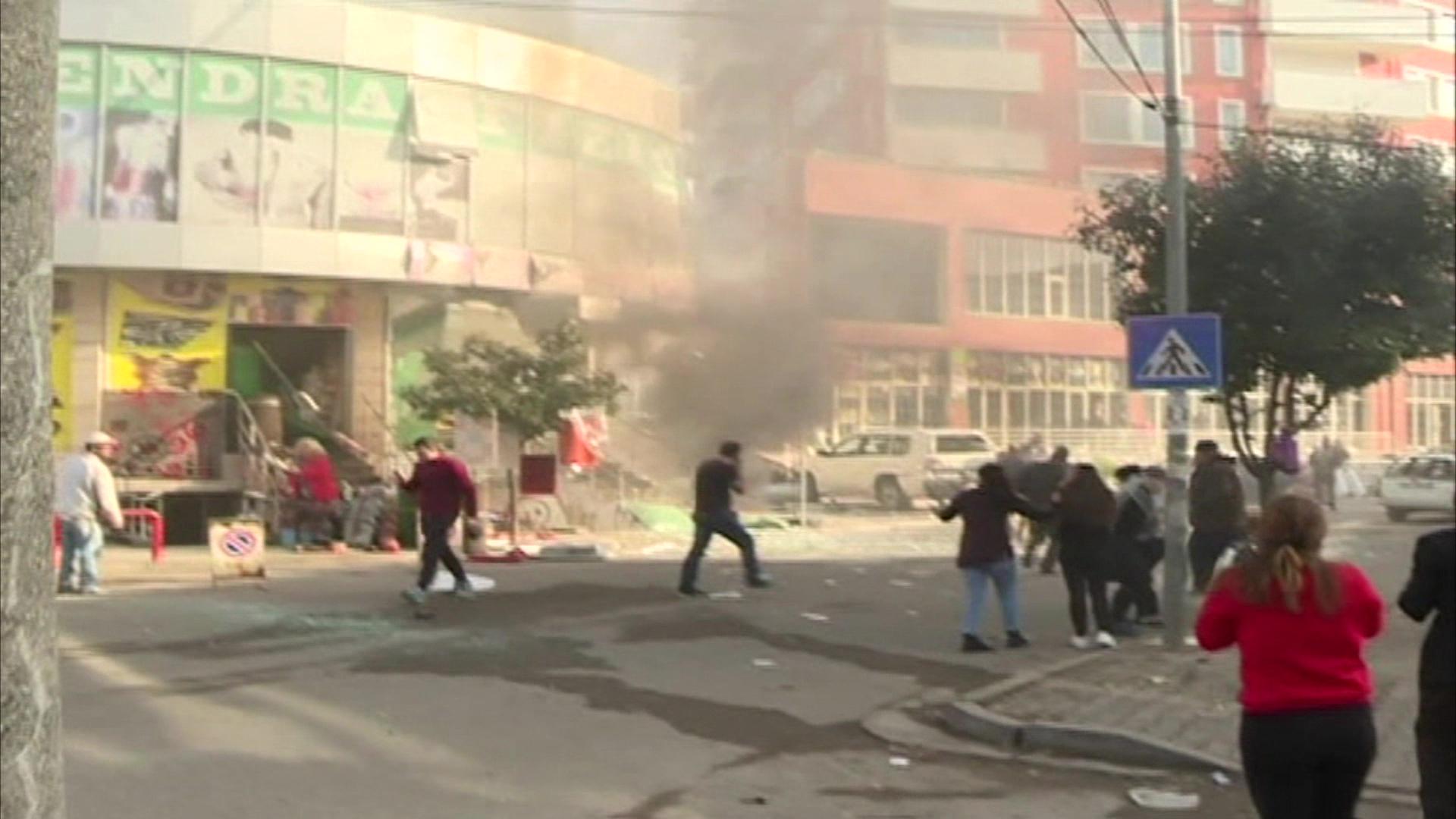 Terrori me eksploziv në Shkodër/Policia ende s'ka të dyshuar