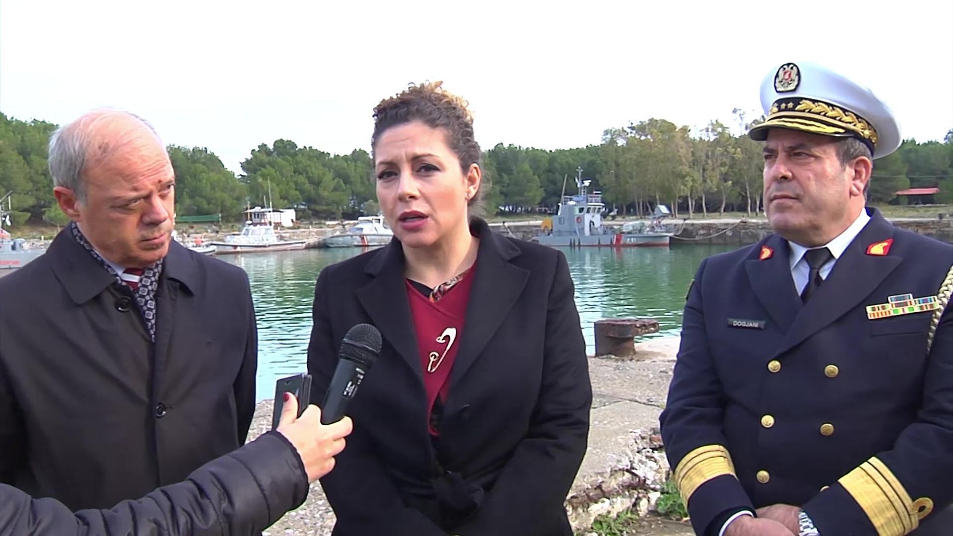 Modernizimi i FA, Xhaçka: Së shpejti investime të reja për bazat detare