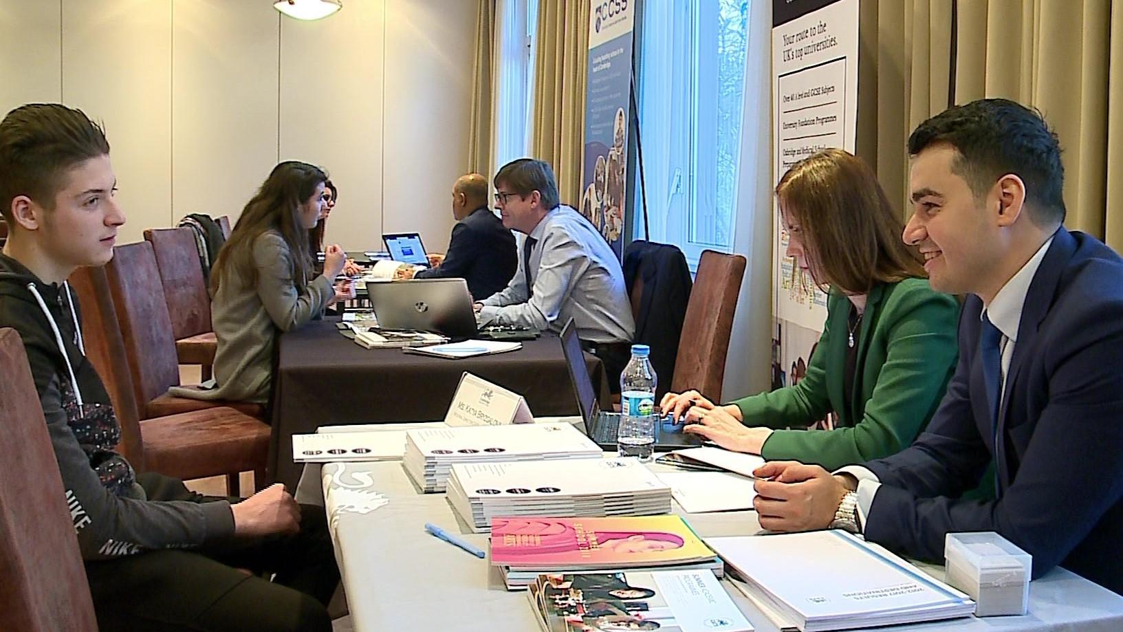 Mundësi për të rinjtë shqiptarë që të studiojnë në Cardiff