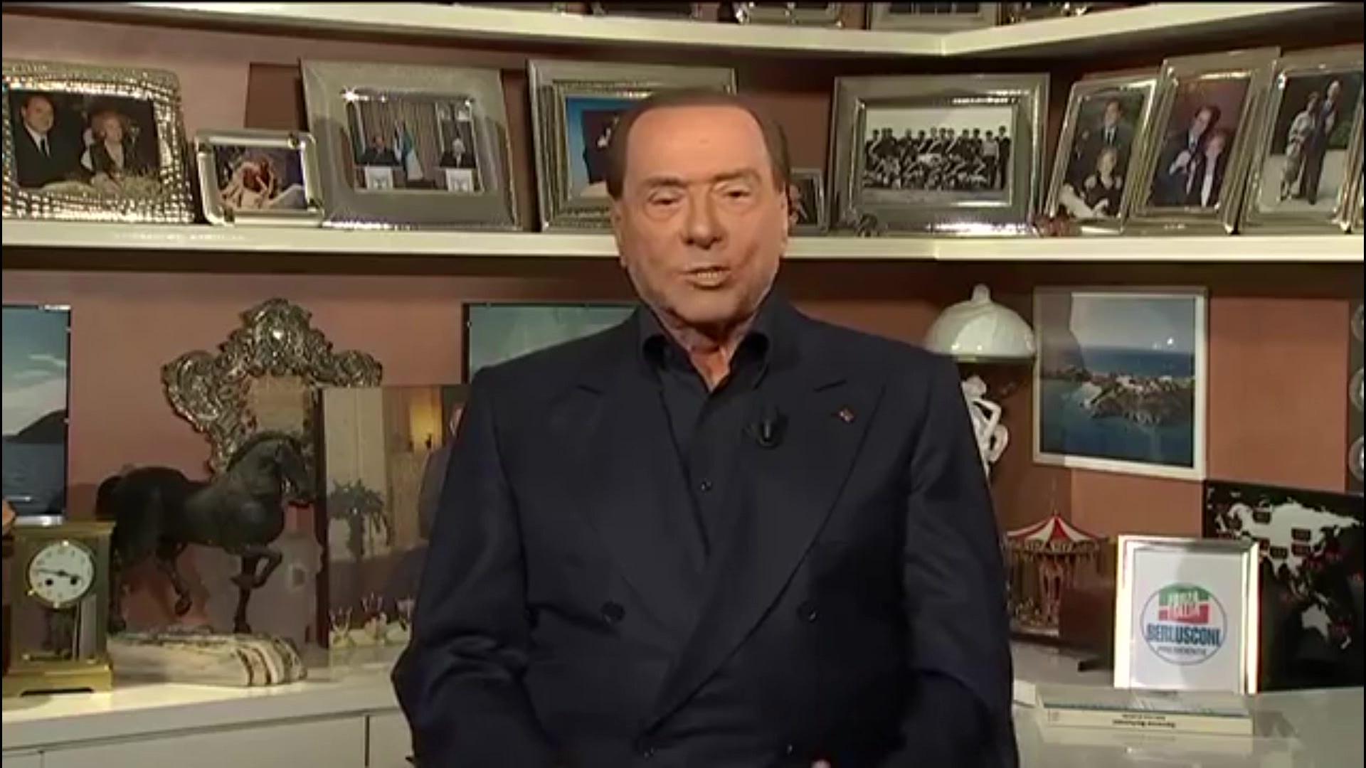 Berlusconi: Pro Jeruzalemit si kryeqytet të Izraelit
