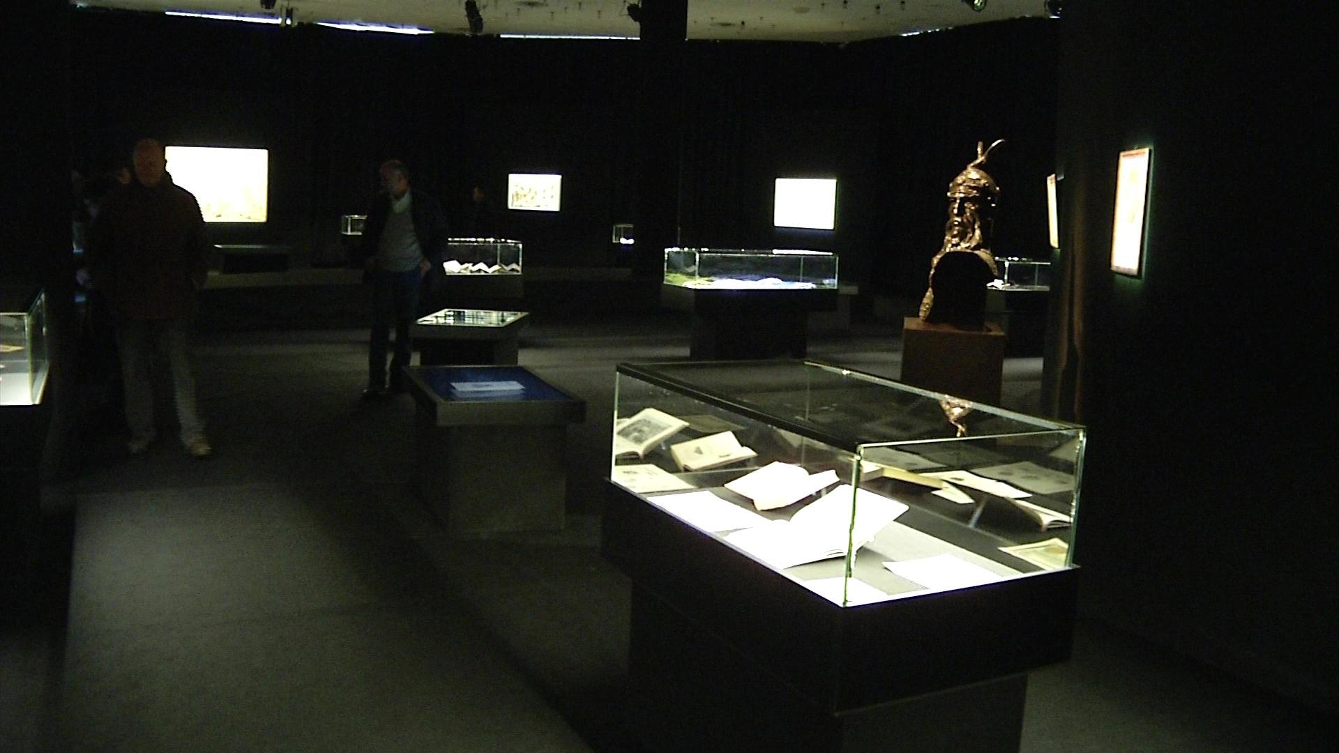 Figura e Skënderbeut në 550 vjetorin e vdekjes, përmes ekspozitës