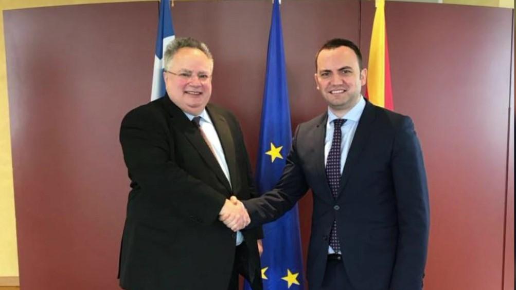 Zgjidhja e çështjes se emrit te Maqedonise, zv/kryeministri shprehet optimist