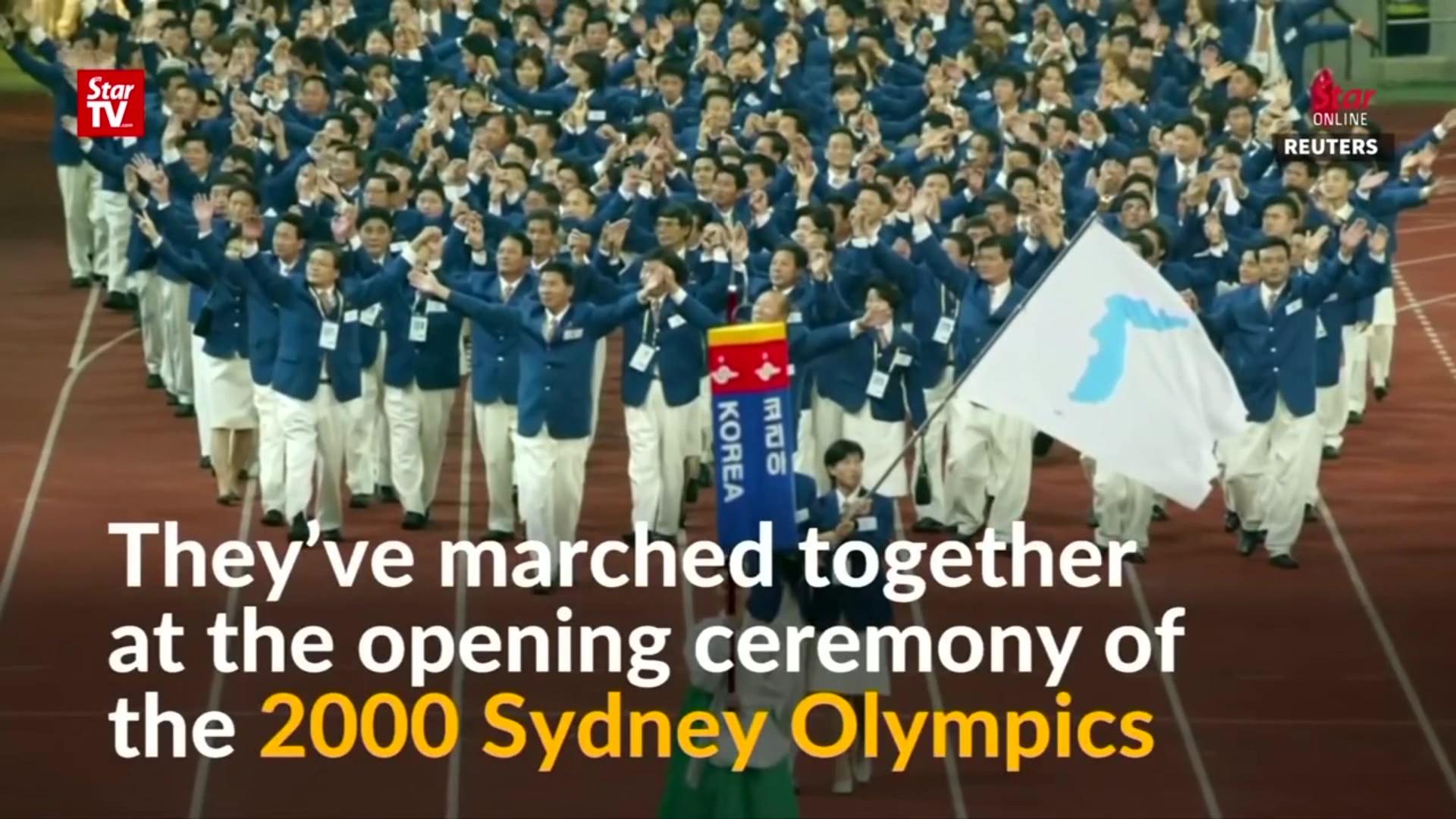 Dy Koretë me flamur të përbashkët në lojërat olimpike