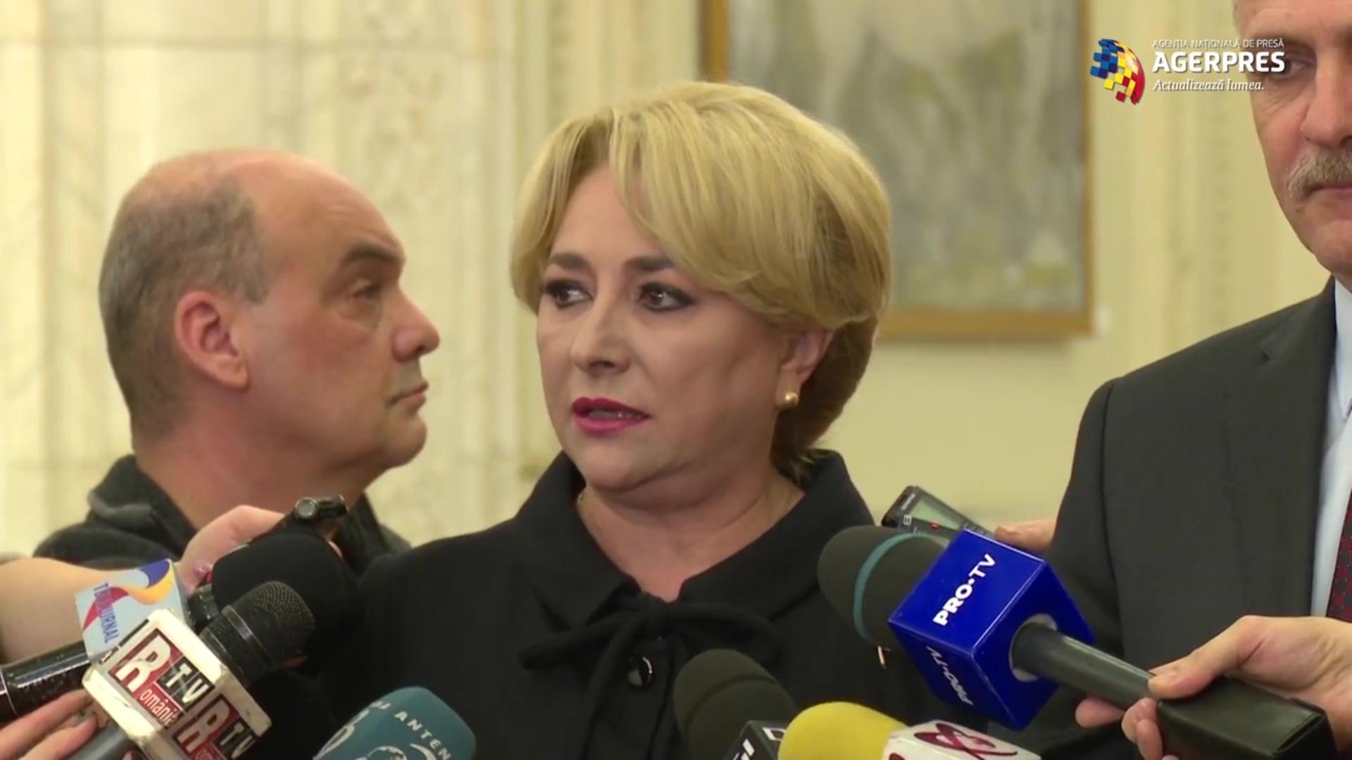 Rumania emëron femrën e parë në histori në drejtim të qeverisë