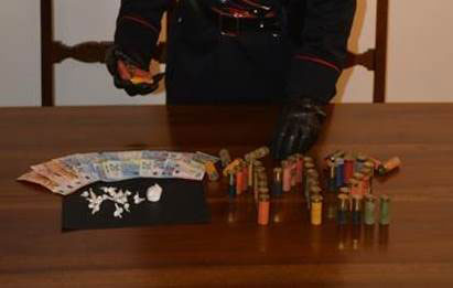 Emri + Foto/ Drogë dhe fishekë në shtëpi, arrestohet shqiptari