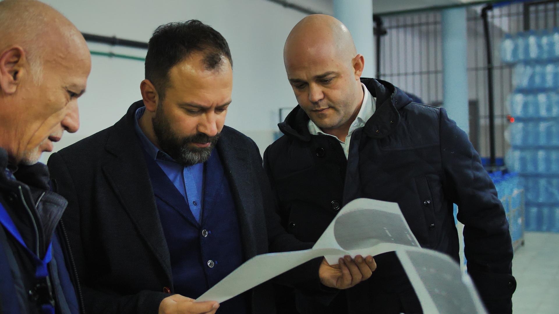 Aksioni për ujin në Tiranë, 8 të shoqëruar për lidhje të paligjshme