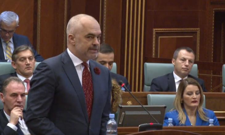 Mediat greke jehonë deklaratave të Ramës në Kosovë