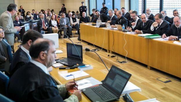 Spanjë, gjyq kundër mafias ruse