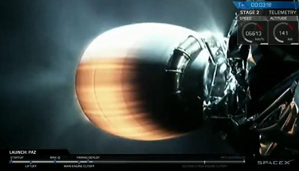 Elon Musk nuk ndalet, lëshon satelitët për internet më të shpejtë