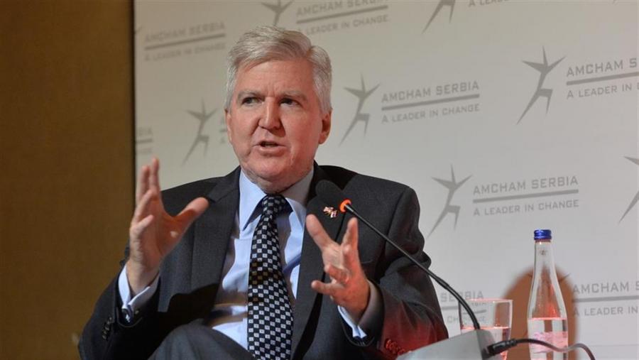 Ambasadori amerikan në Beograd: Të rinisë dialogu