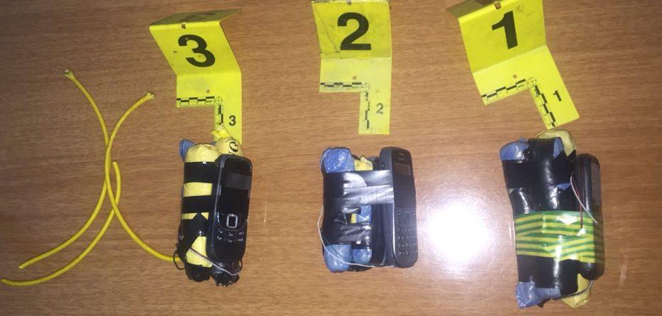 Lezhë/Sekuestrohen mina me telekomandë e drogë, 2 në pranga