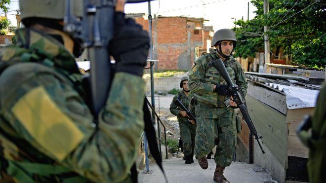 Rritja e dhunës në vend, Brazili emëron gjeneral të ri për sigurinë