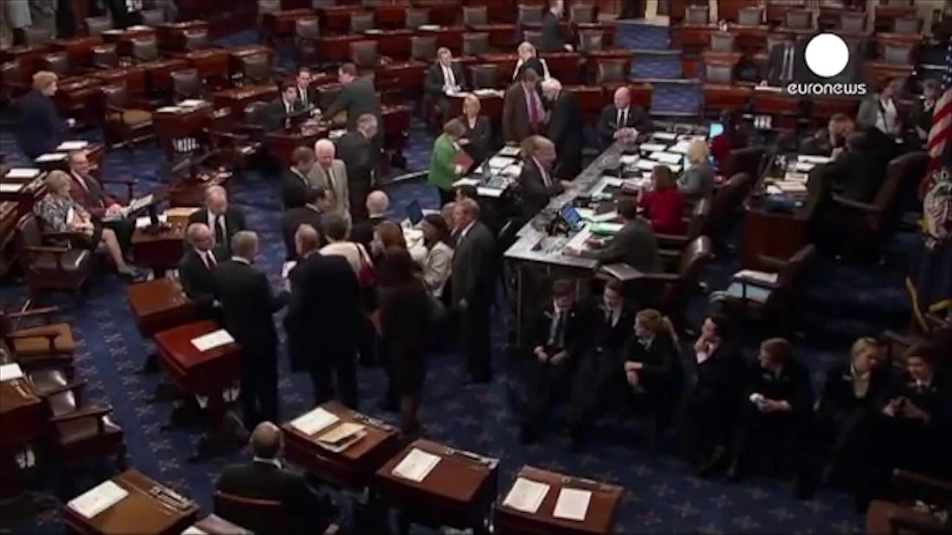 SHBA/ Senati shmang bllokadën e dytë