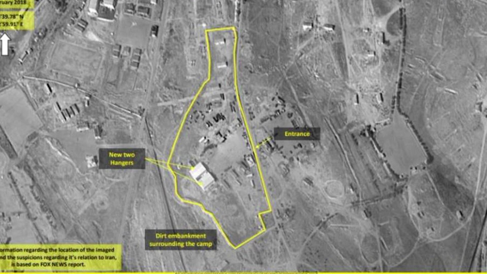 Irani ndërton një tjetër bazë raketore në Siri
