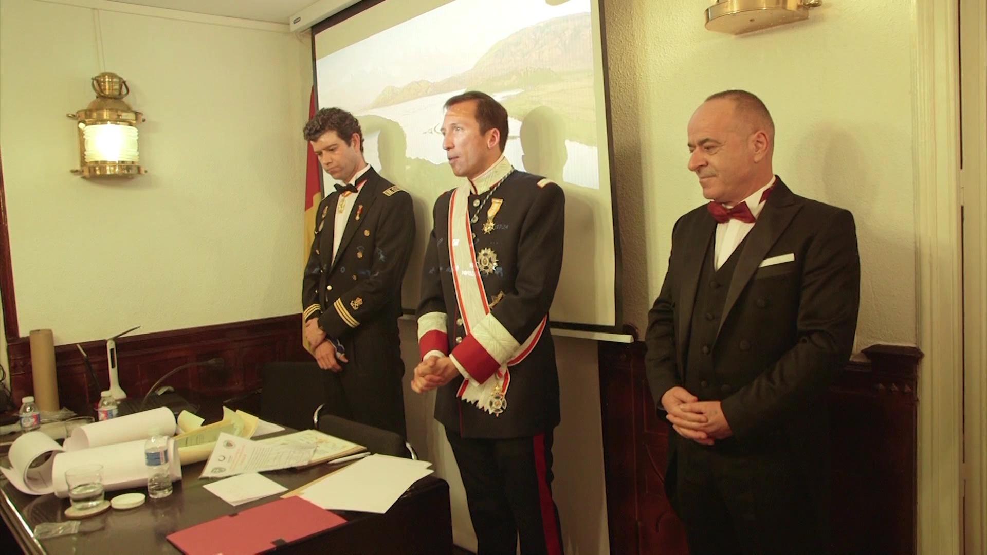 Kadri Morina nderohet nga familja mbretërore e Spanjës