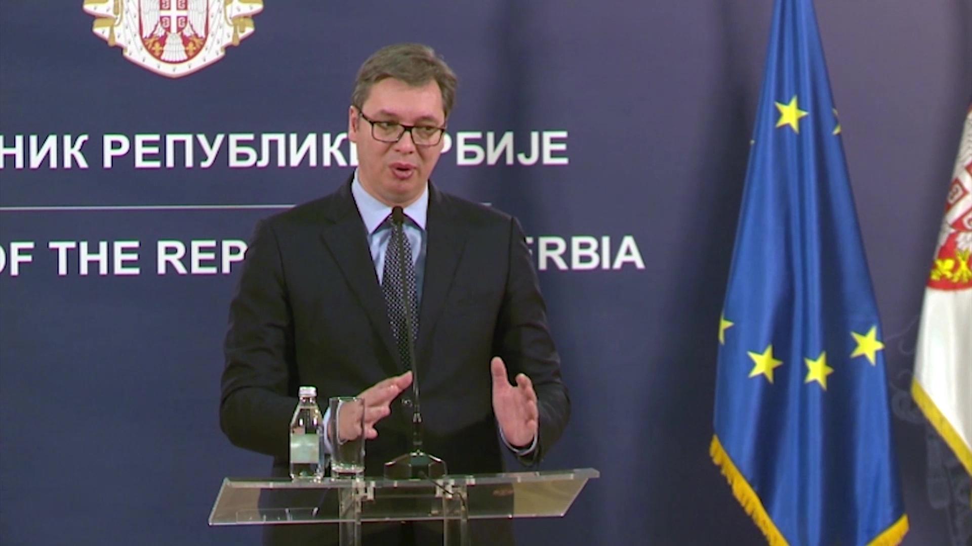Aleksandër Vuçiç: Kompromisi me shqiptarët është jetik për Serbinë