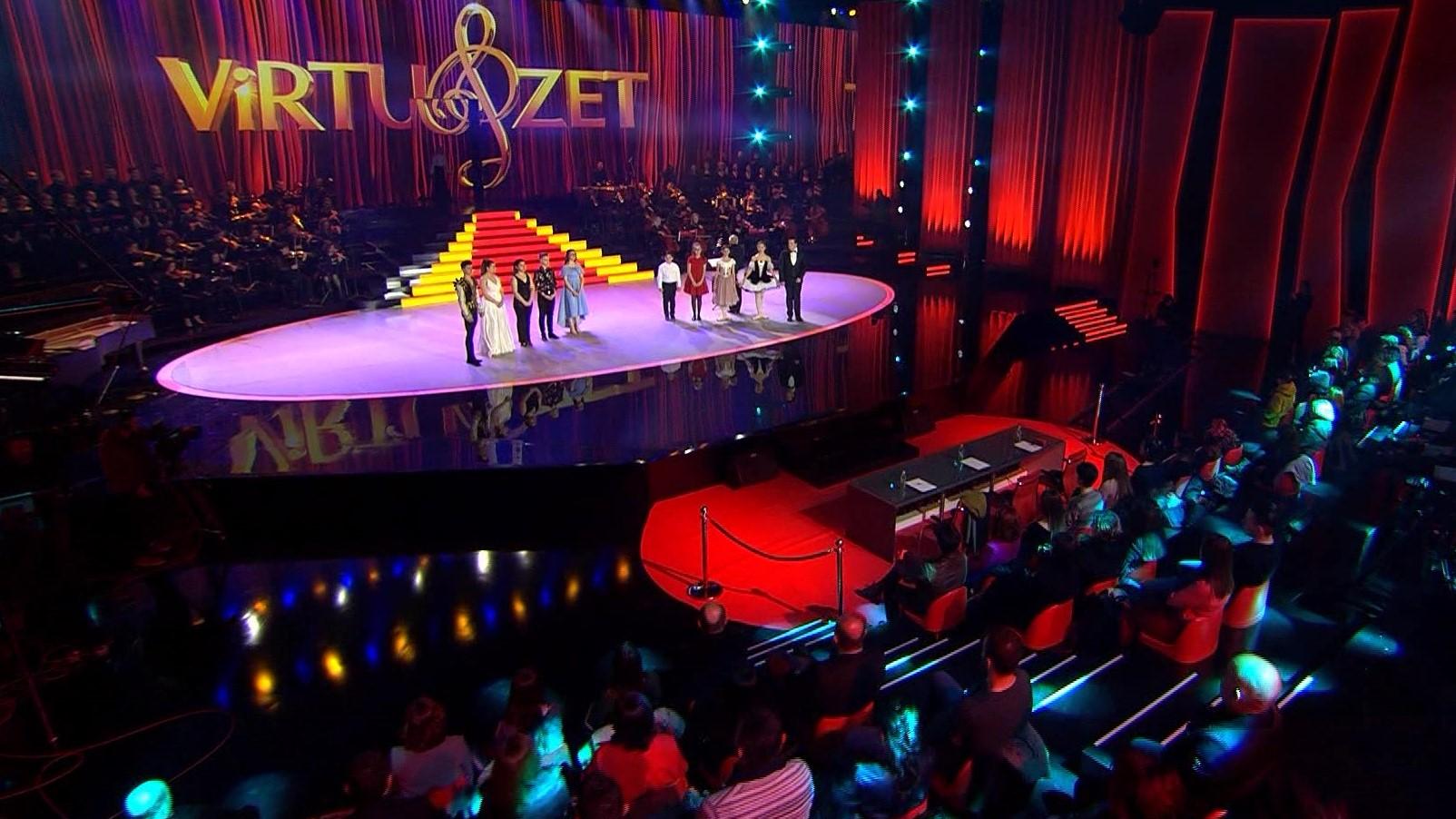 """Nis spektakli """"Virtuozët"""" në TV Klan, rekord audience që në natën e parë"""