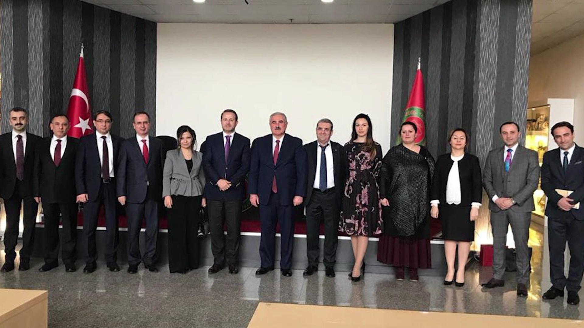 Anëtarët e KLD vizitë zyrtare tri ditore në Turqi