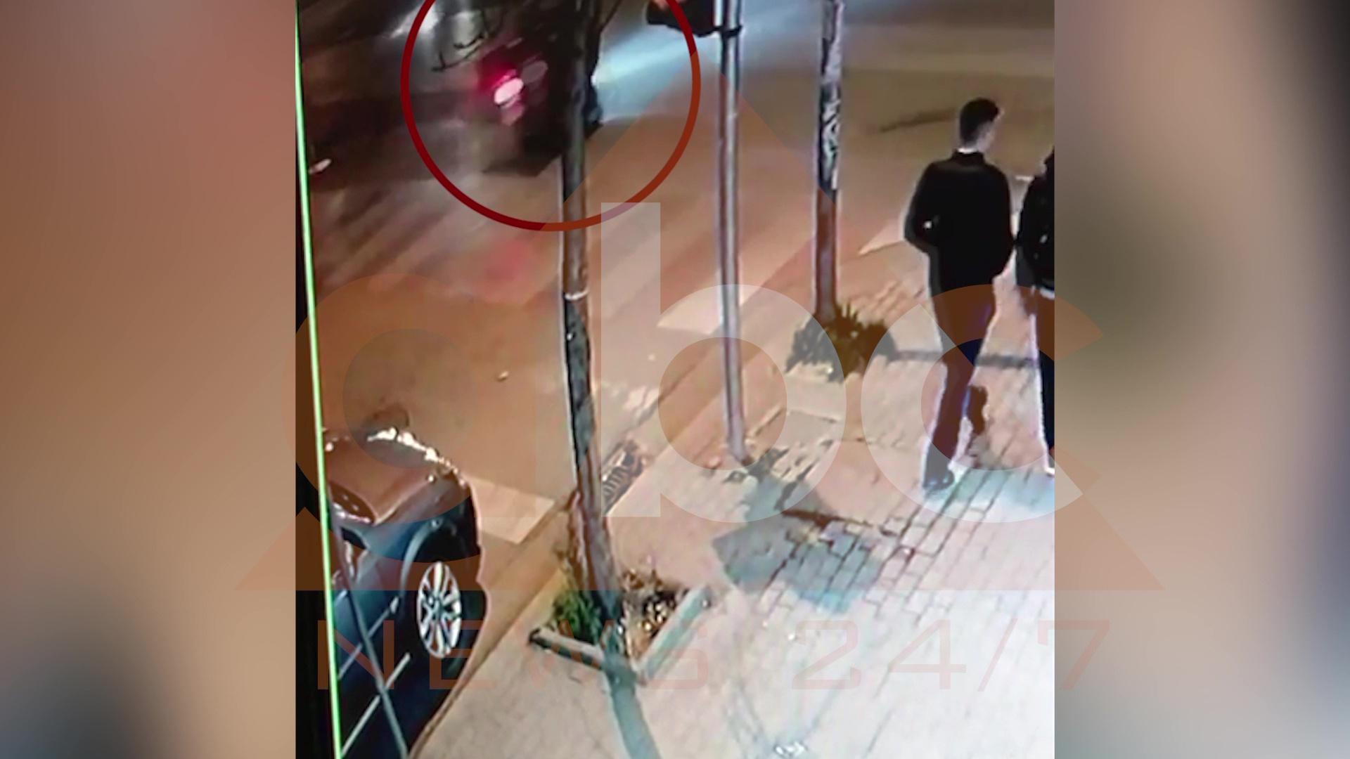 Ekskluzive/ABC News siguron pamjet filmike të lëvizjeve të Mario Meshinit pasi u vra Devi Kasmi