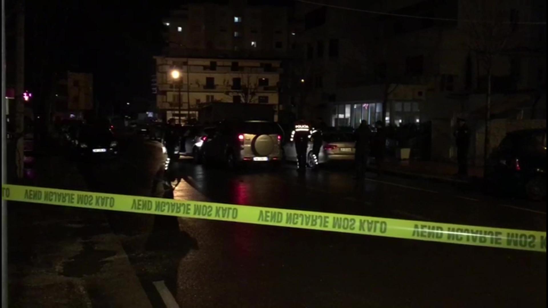 Të shtëna me armë në Vlorë, tre të plagosur