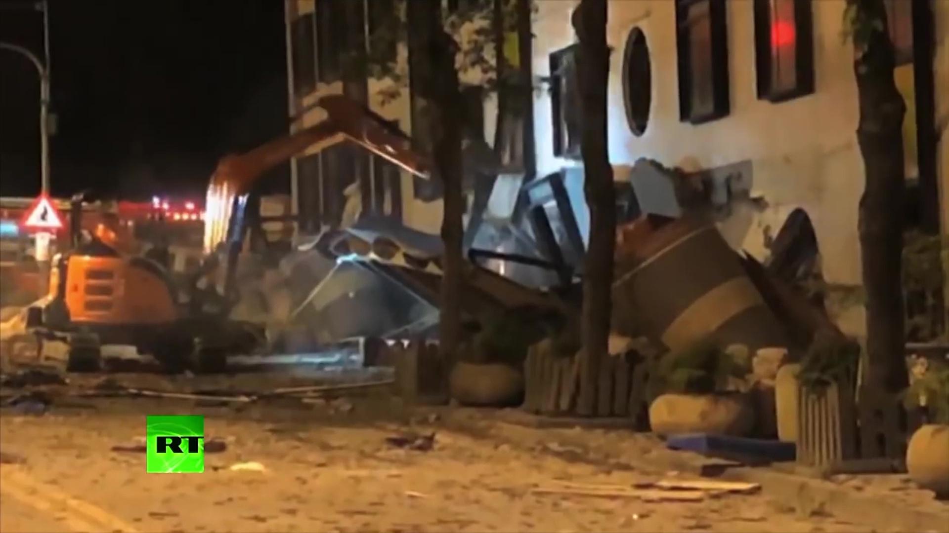 Tërmeti i fuqishëm në Taivan/6 të vdekur, mbi 258 të plagosur