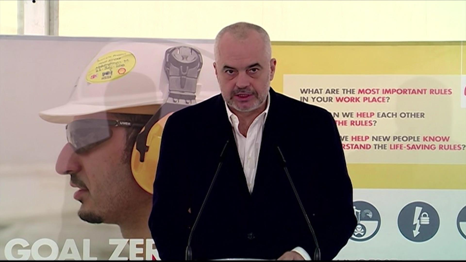 Shpimi për naftë në Shpirag/Rama: Pritshmëritë shumë të mëdha