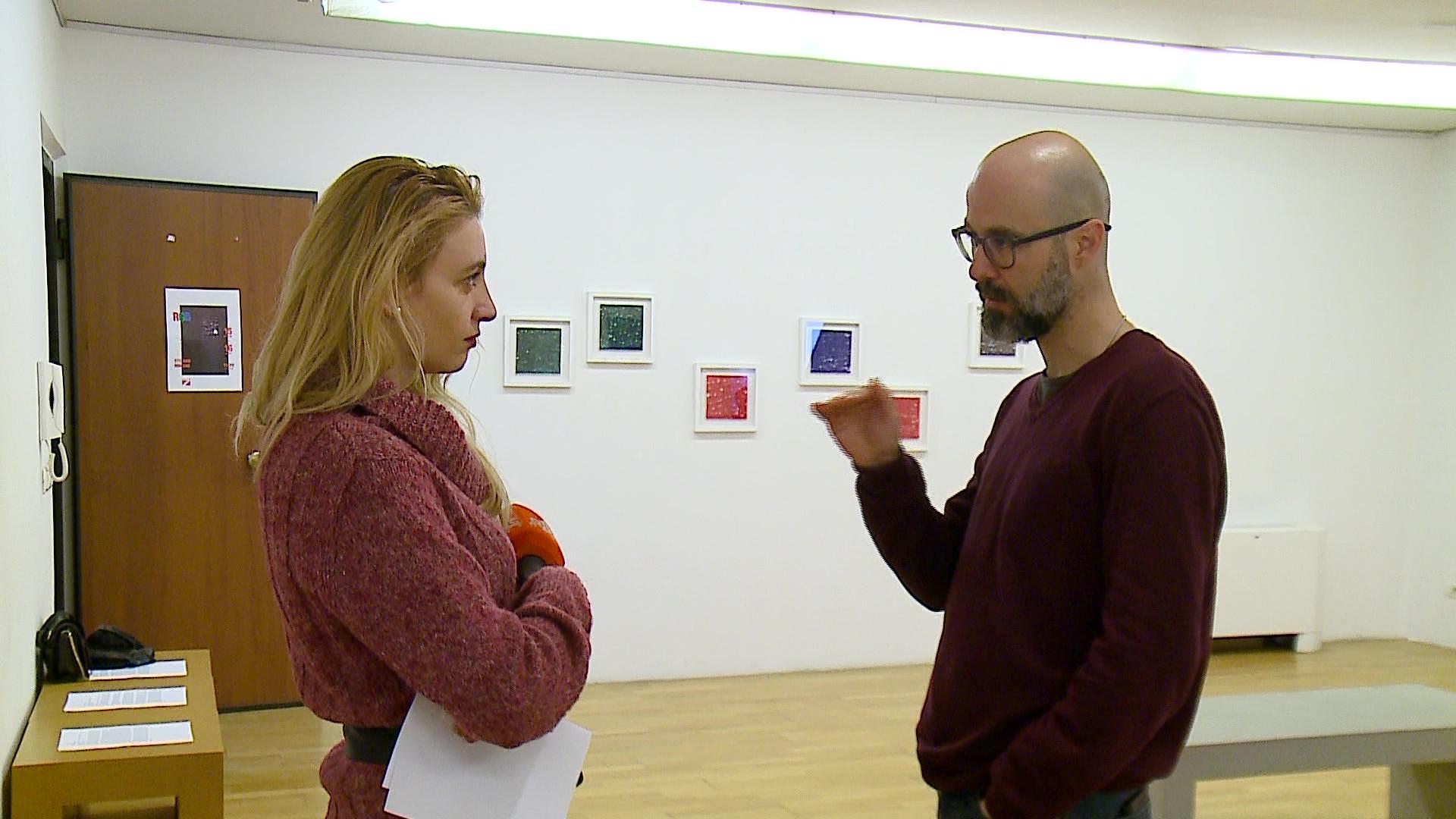 Stefano Romano në ekspozitën e tij bën thirrje për kthimin te shpirti
