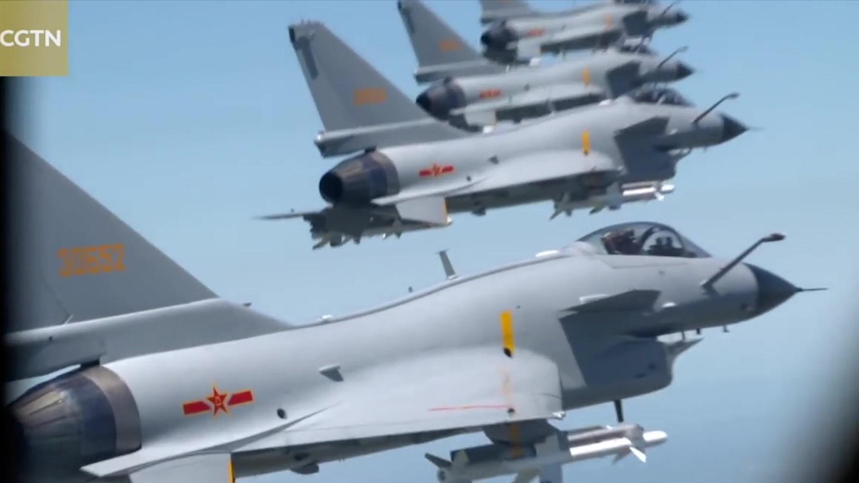 Globalizimi i ushtrisë kineze 'tremb' Perëndimin