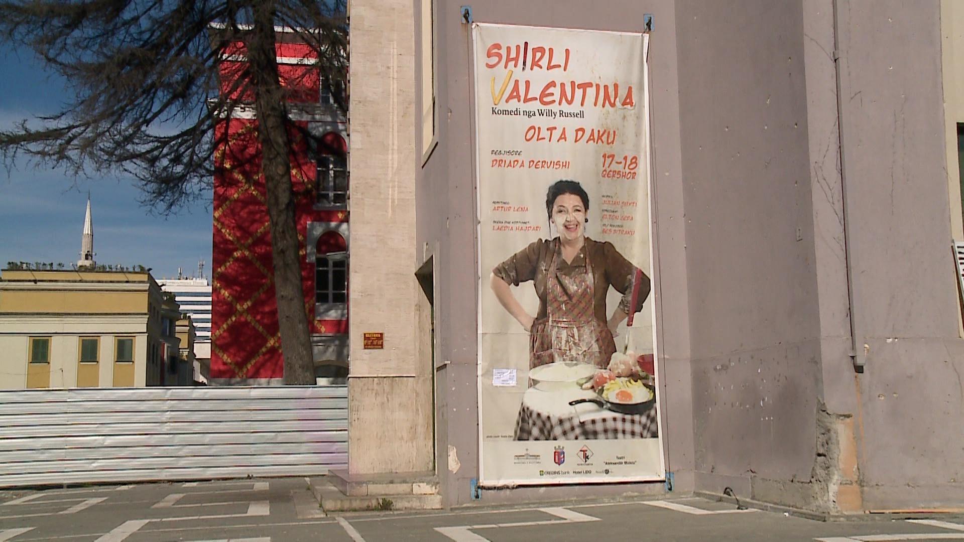 """Komedia """"Shirli Valentina"""": Asnjëherë nuk është vonë për të ndjekur ëndrrat"""