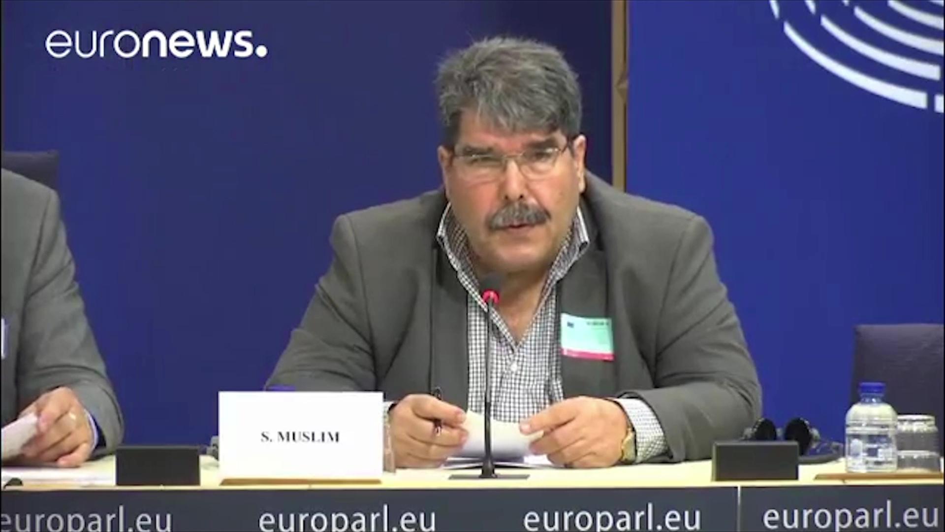 Arrestohet në Pragë lideri i kurdo sirianëve