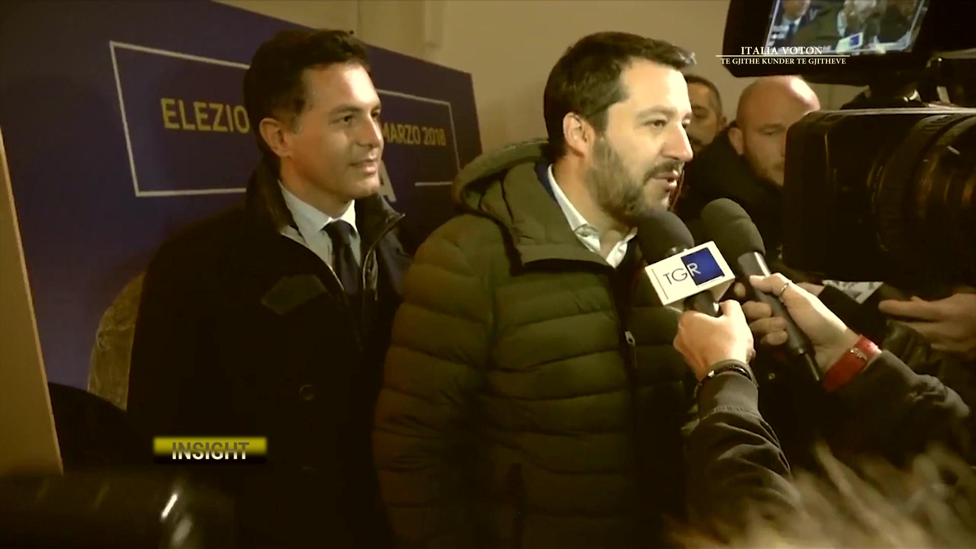 Zgjedhjet e përgjithshme në Itali