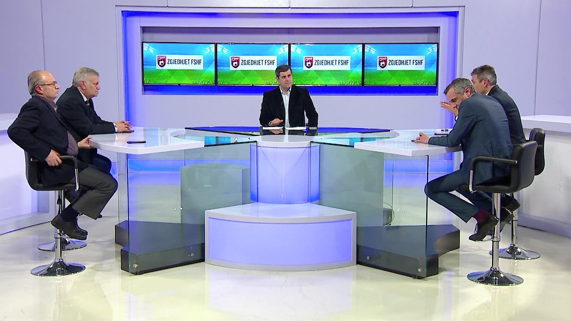 Analistët sportivë në ABC News për zgjedhjet e FSHF-s