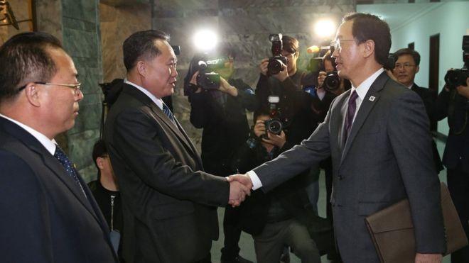 Liderët e Koresë së Jugut dhe të Veriut do të takohen në 27 prill