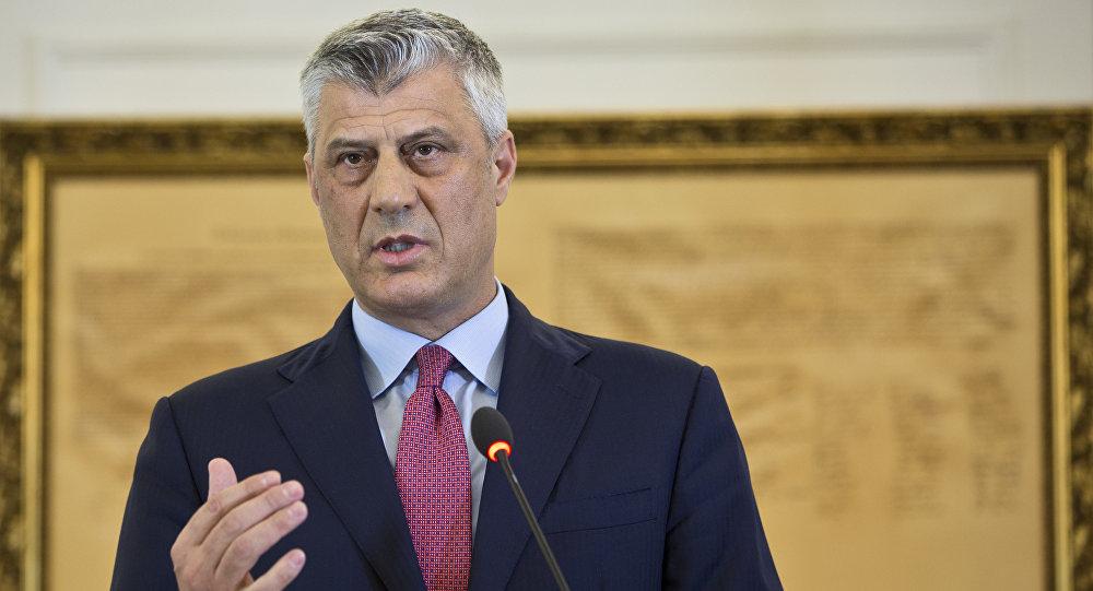 Presidenti Thaçi: I zhgënjyer për arrestimin e shtetasve turq