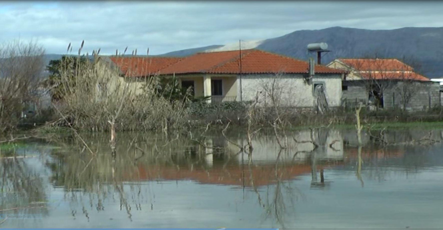 Situata e HEC-eve dhe përmbytjeve në vend