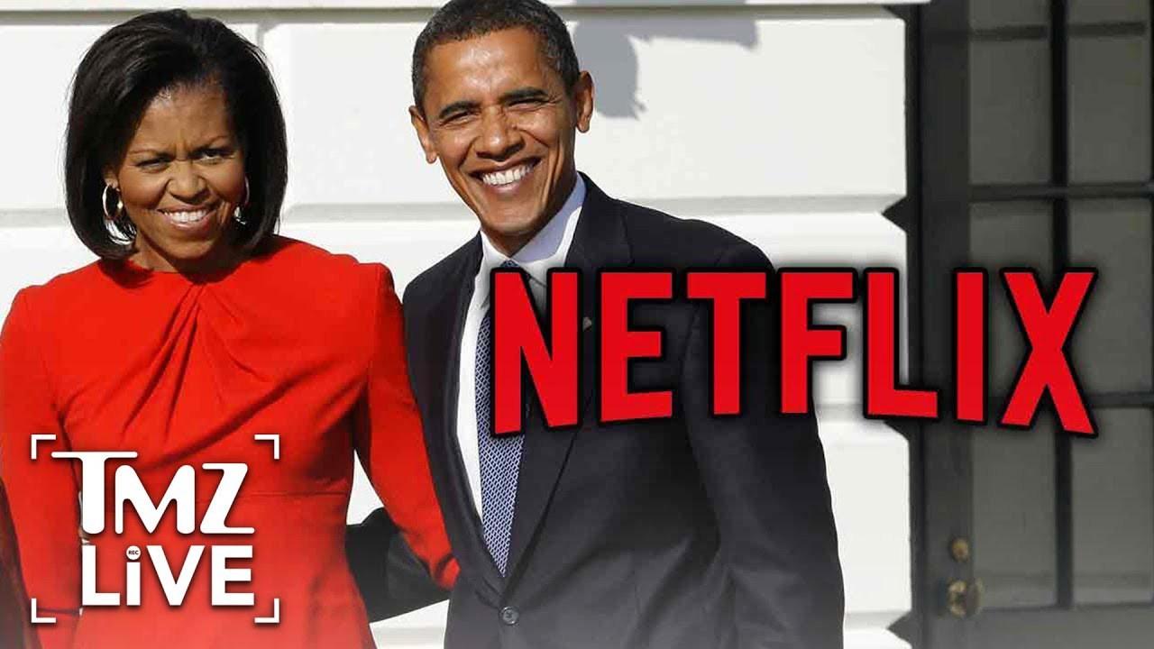 NYT: Obama tashmë producent për një shfaqje në Netflix