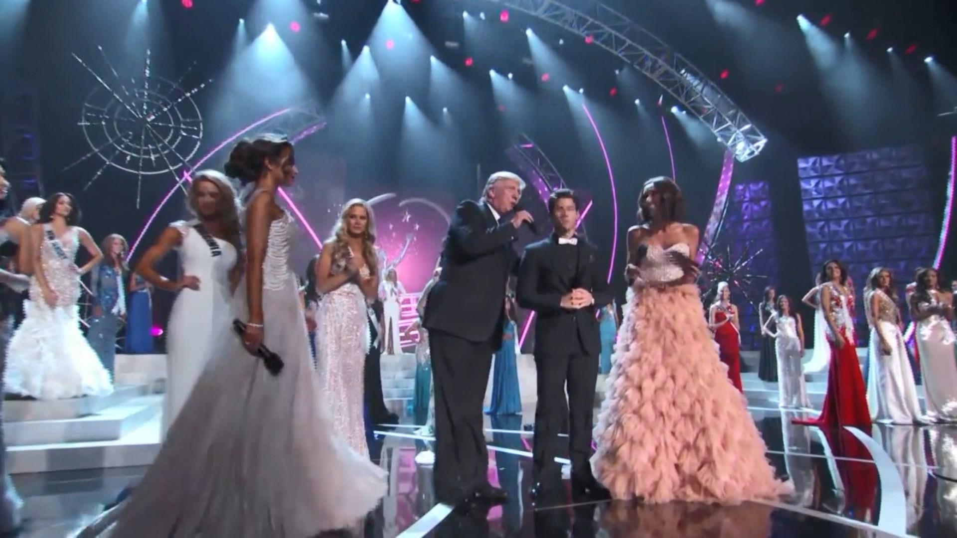 Washington Post: Në 2013 Trump ftoi Putinin në Miss Universe