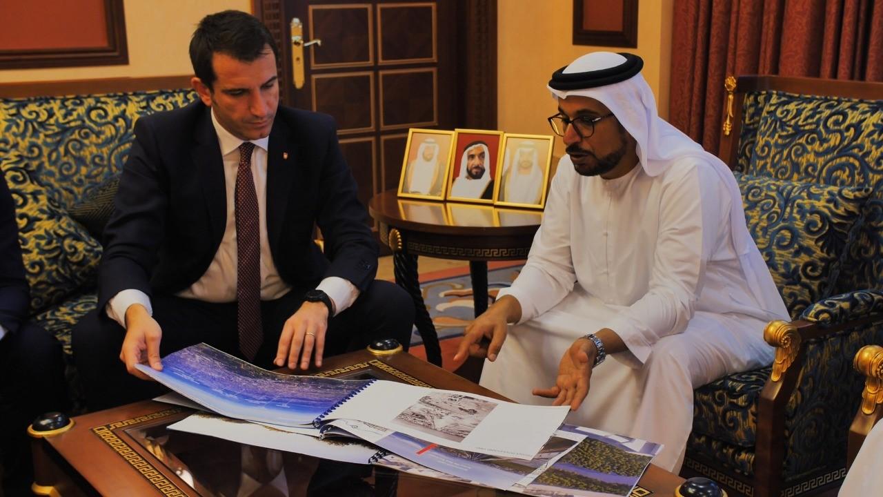 Veliaj në Emiratet e Bashkuara Arabe për financime në zonën e Bulevardit të Ri