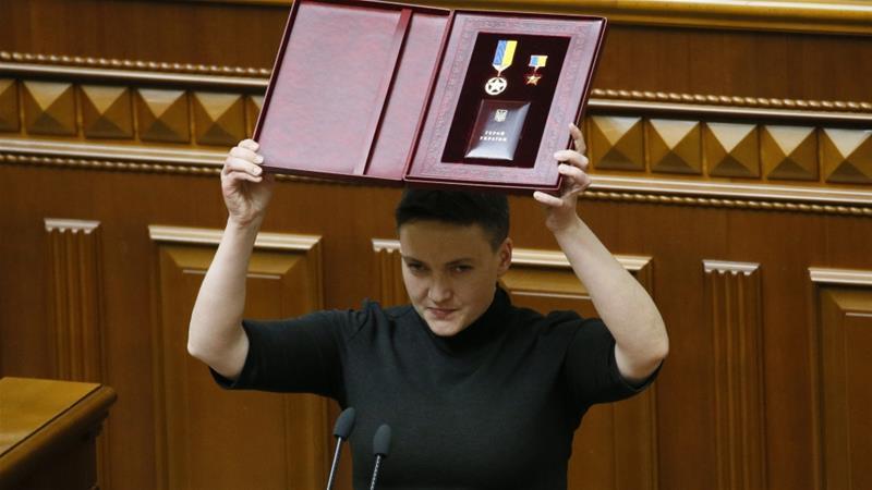 Ukrainë, heroina e luftës arrestohet për terrorizëm