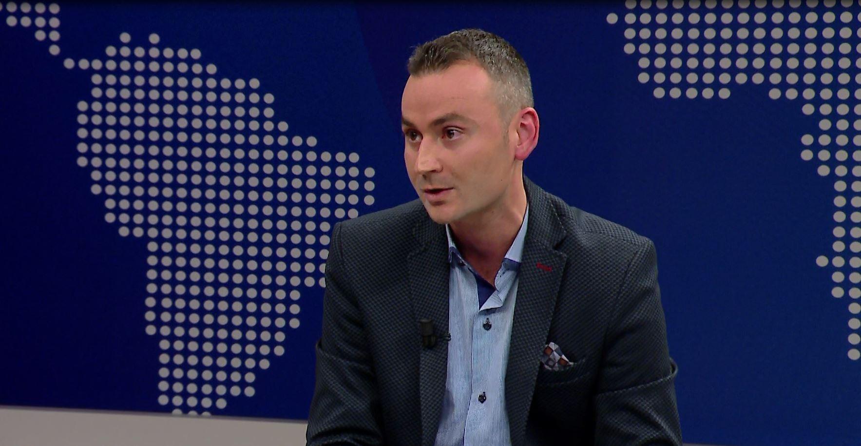 Andi Qosja intervistë në ABC News